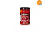 Перец красный сладкий фаршированный сыром PEPPADORO 250г